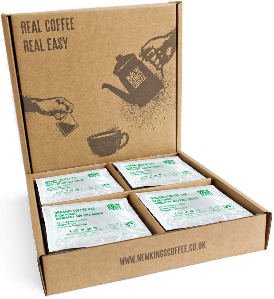 coffe bag box