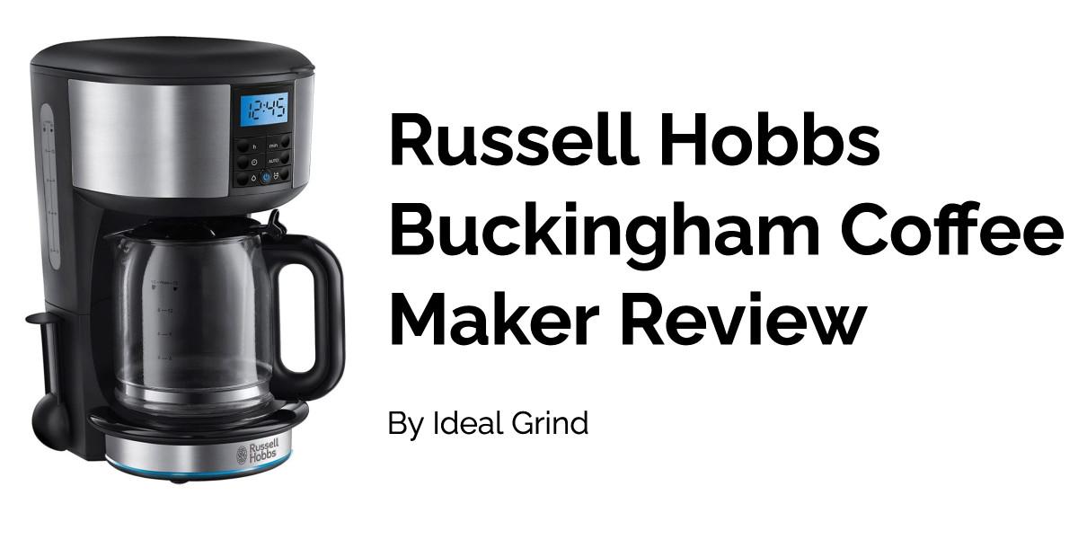 Russell Hobbs Buckingham Header