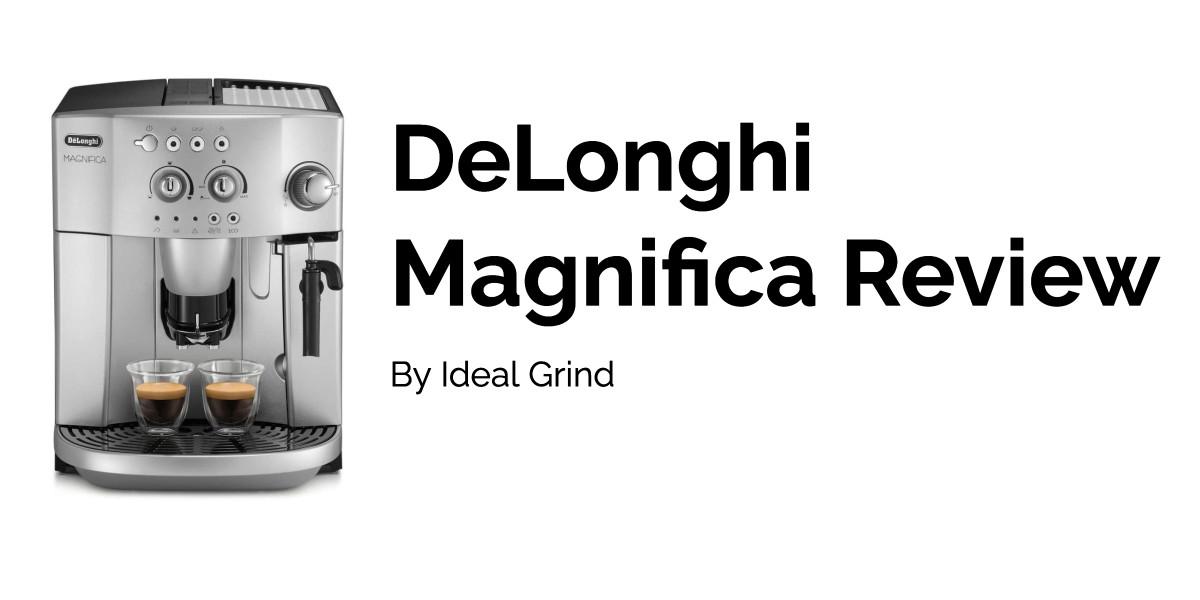 DeLonghi Magnifica header