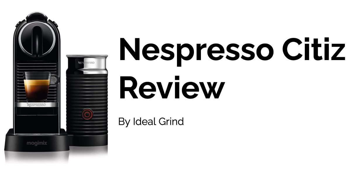 Nespresso Citiz Magimix header