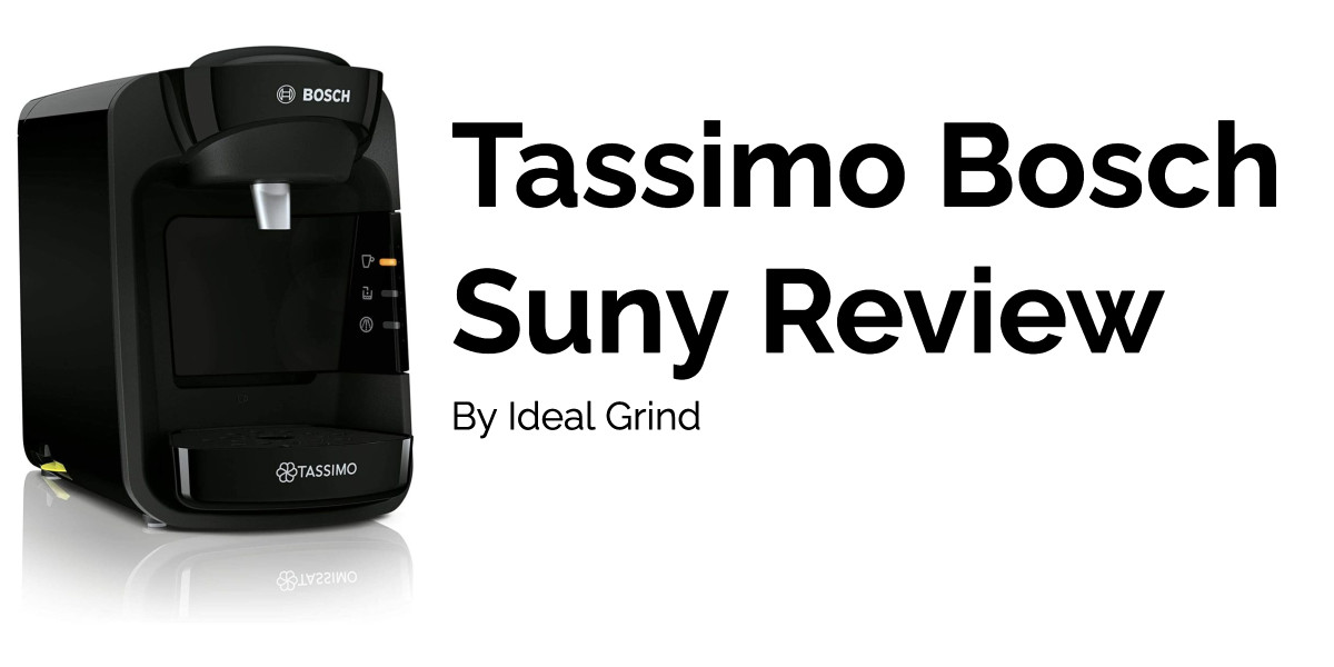 Tassimo Bosch Suny header image