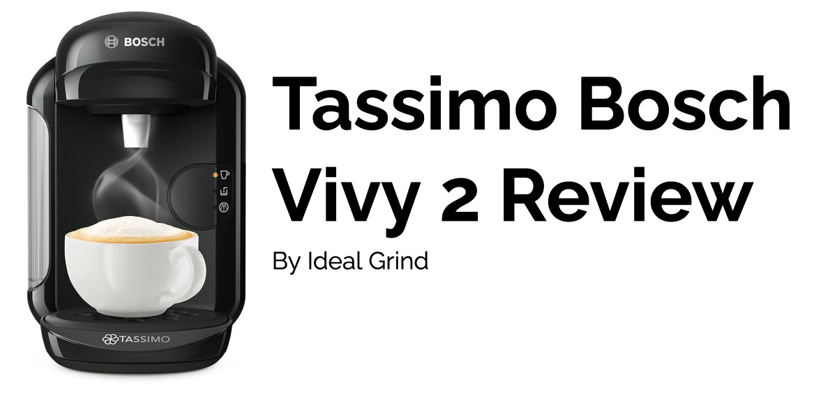 Tassimo Bosch Vivy 2 Header