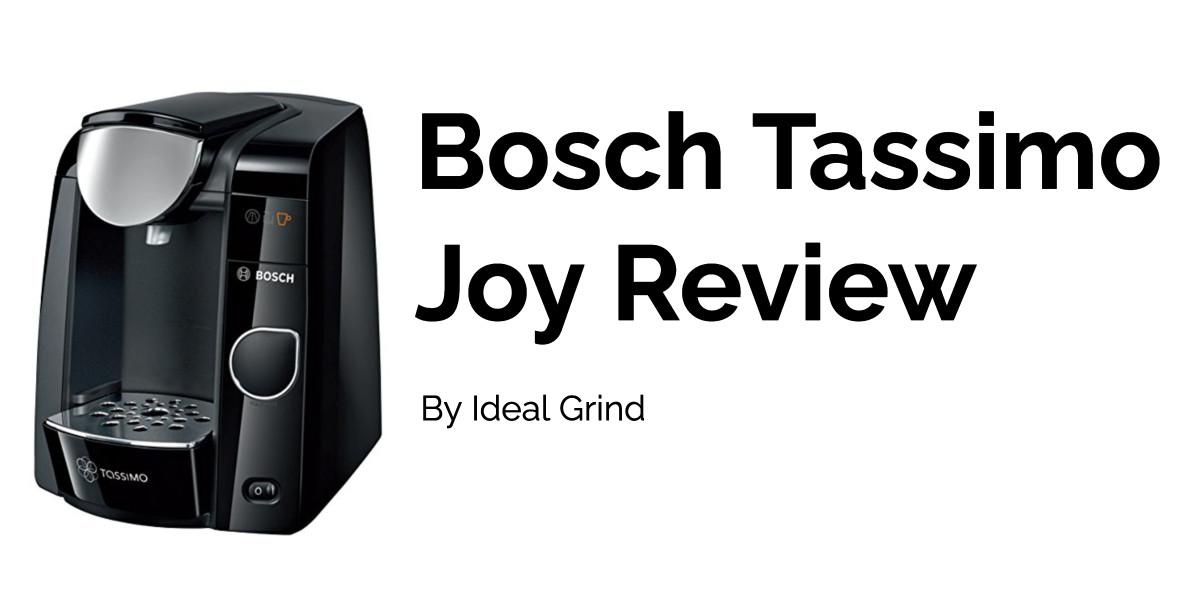 Tassimo Joy header