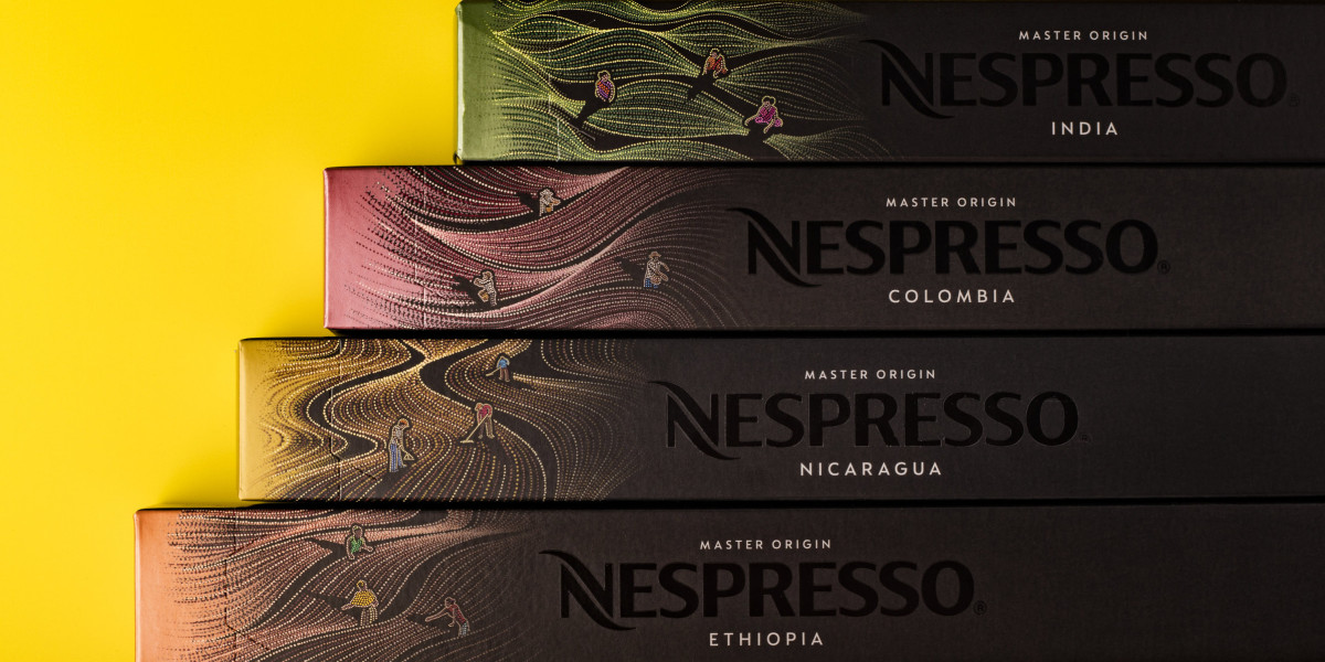 nespresso coffee collection