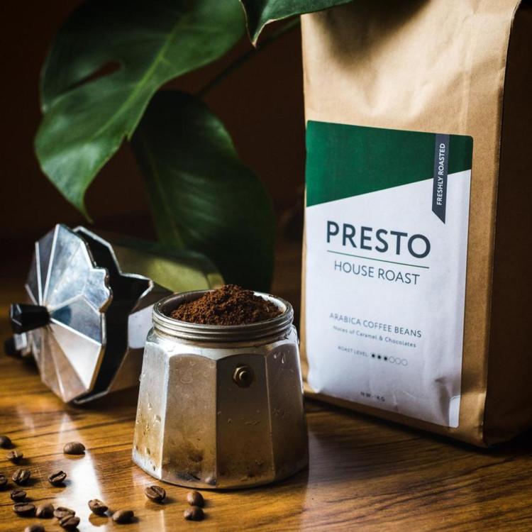 presto coffee roast