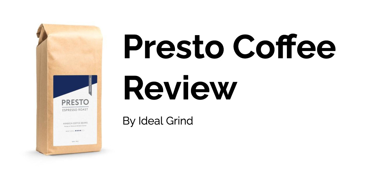 presto coffee header