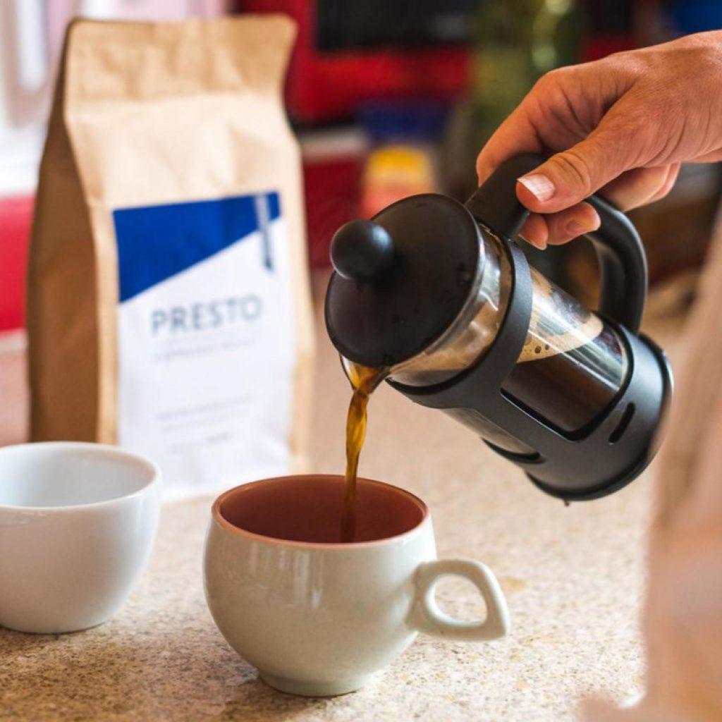 Presto Coffee Subscriptions